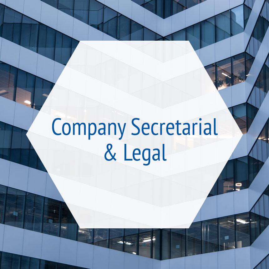 Company Secretarial & Legal