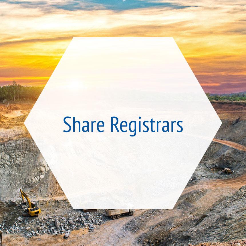 Share Registrars